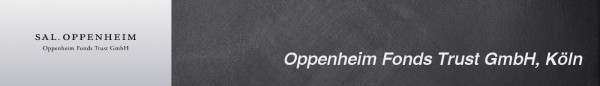 Sal. Oppenheim Fonds Trust